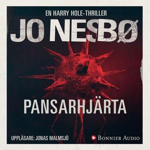 Pansarhjärta (ljudbok) av Jo Nesbø