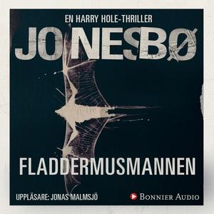 Fladdermusmannen (ljudbok) av Jo Nesbø