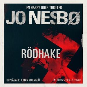 Rödhake (ljudbok) av Jo Nesbø