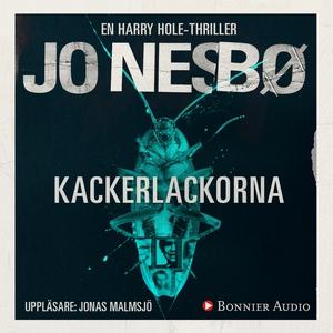Kackerlackorna (ljudbok) av Jo Nesbø