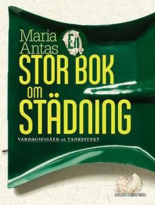 En stor bok om städning (e-bok) av Maria Antas