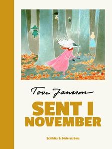 Sent i november (e-bok) av Tove Jansson