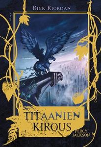 Titaanien kirous (e-bok) av Rick Riordan