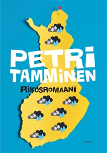 Rikosromaani (e-bok) av Petri Tamminen