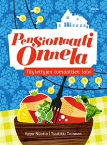 Täytettyjen tomaattien talvi (e-bok) av Eppu Nu