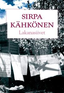 Lakanasiivet (e-bok) av Sirpa Kähkönen