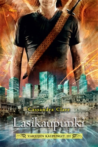Lasikaupunki (e-bok) av Cassandra Clare