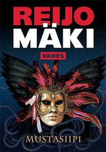 Mustasiipi (e-bok) av Reijo Mäki