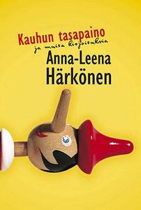 Kauhun tasapaino (e-bok) av Anna-Leena Härkönen