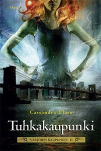 Tuhkakaupunki (e-bok) av Cassandra Clare