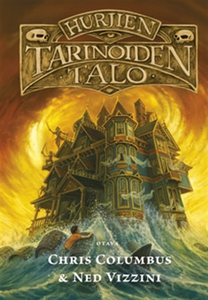 Hurjien tarinoiden talo (e-bok) av Chris Columb
