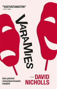 Varamies (e-bok) av David Nicholls
