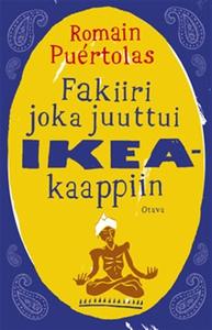Fakiiri joka juuttui Ikea-kaappiin (e-bok) av R