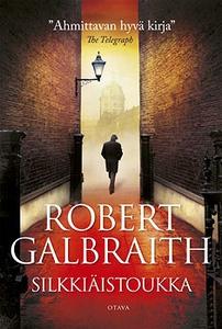 Silkkiäistoukka (e-bok) av Robert Galbraith
