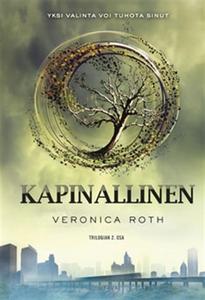 Kapinallinen (e-bok) av Veronica Roth