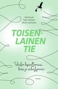 Toisenlainen tie (e-bok) av Heli Pruuki, Raili
