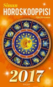 Sinun horoskooppisi 2017 (e-bok) av Eija Hirvon