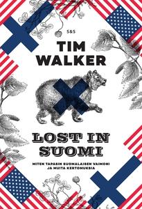 Lost in Suomi (e-bok) av Tim Walker