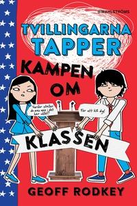 Kampen om klassen - Tvillingarna Tapper 3 (e-bo