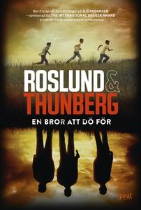 En bror att dö för (e-bok) av Anders & Stefan R
