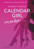 Calendar Girl : November