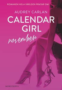 Calendar Girl : November (e-bok) av Audrey Carl