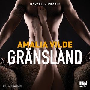 Gränsland (ljudbok) av Amalia Vilde