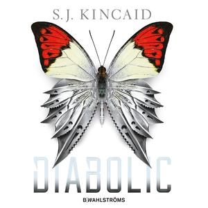 Diabolic (ljudbok) av S.J. Kincaid