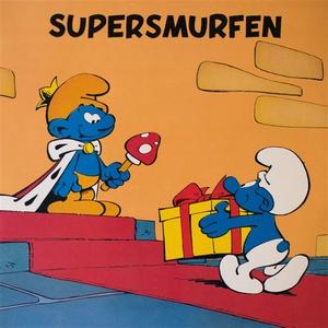 Supersmurfen (ljudbok) av Peyo,  Peyo