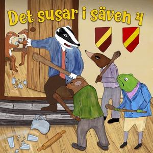 Det susar i säven 4 (ljudbok) av Kenneth Graham