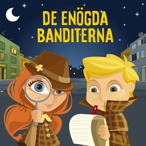 De enögda banditerna (ljudbok) av Hans-Eric Hel