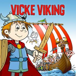 Vicke Viking (ljudbok) av Runer Jonsson