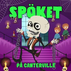 Spöket på Canterville (ljudbok) av Oscar Wilde