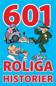 601 roliga historier (e-bok) av - -