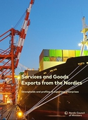 Services and Goods Exports from the Nordics