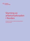 Styrning av arbetsmarknaden i Norden