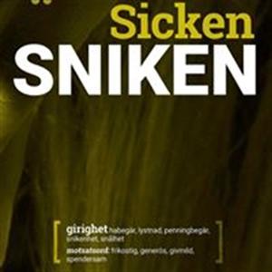 Sicken sniken (ljudbok) av Hippas Eriksson