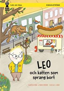 Leo 2 - Leo och katten som sprang bort (e-bok)