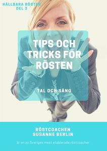 Tips och tricks för rösten  -Tal och sång (ljud