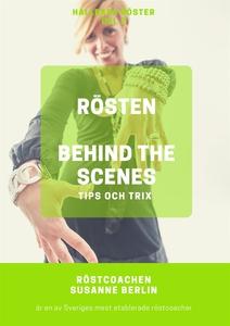 Rösten - behind the scenes - tips och trix (lju