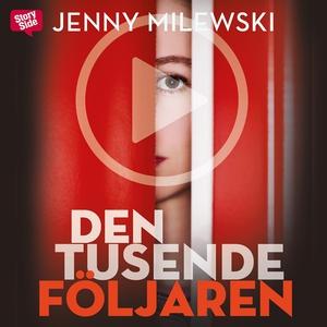 Den tusende följaren (ljudbok) av Jenny Milewsk
