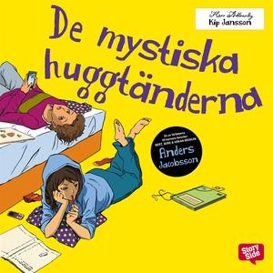 De mystiska huggtänderna (ljudbok) av Anders Ja
