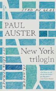 New York-trilogin (e-bok) av Paul Auster