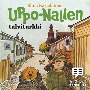 Uppo-Nallen talviturkki (ljudbok) av Elina Karj