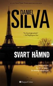 Svart hämnd (e-bok) av Daniel Silva