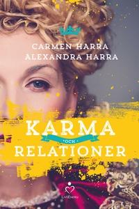 Karma och relationer (e-bok) av Carmen Harra, A