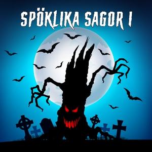 Spöklika sagor 1 (ljudbok) av Karin Hofvander