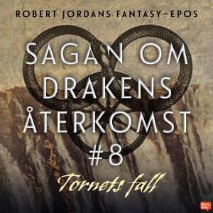 Tornets fall (ljudbok) av Robert Jordan