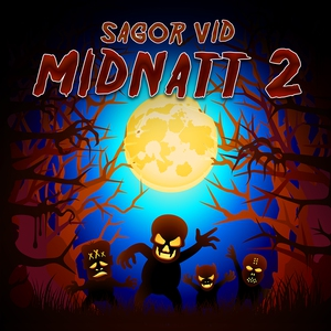 Sagor vid midnatt 2 (ljudbok) av Karin Hofvande