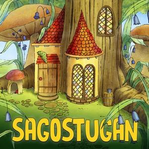 Sagostugan (ljudbok) av Karin Hofvander